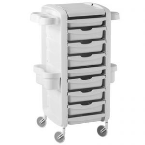 Ceriotti Elogy Trolley White 7254