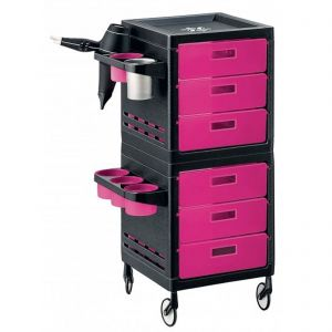 Ceriotti My Trolley Violet 6 Boxes 7243