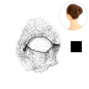 Sibel Hair Nets Mini Black 115263302