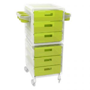 Ceriotti My Ice Trolley Green 6 Boxes 7245