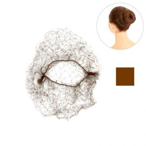 Sibel Hair Nets Mini Brown 115263347